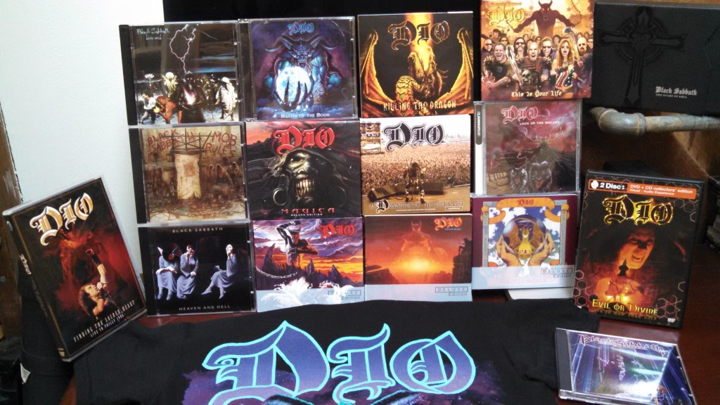 Dio Days 2015 Booty: after